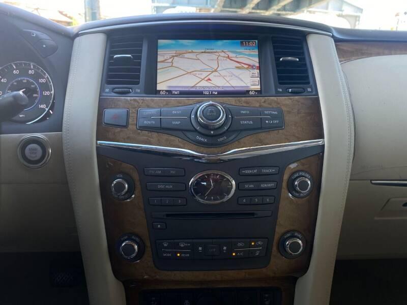 2011 Infiniti QX56 4x2 4dr SUV w/ Split Bench Seat Package - Philladelphia PA