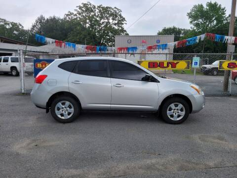 2008 Nissan Rogue for sale at B & R Auto Sales in N Little Rock AR