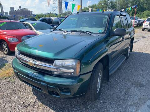 2005 Chevrolet TrailBlazer for sale at Trocci's Auto Sales in West Pittsburg PA