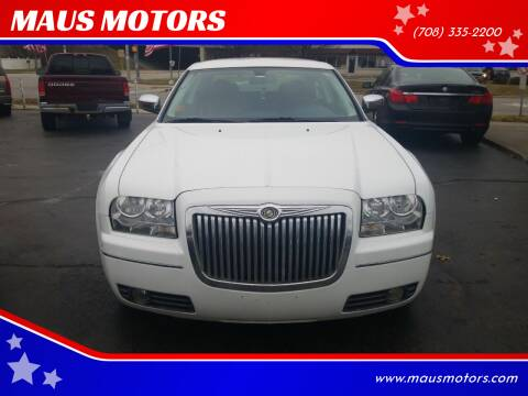 2010 Chrysler 300 for sale at MAUS MOTORS in Hazel Crest IL