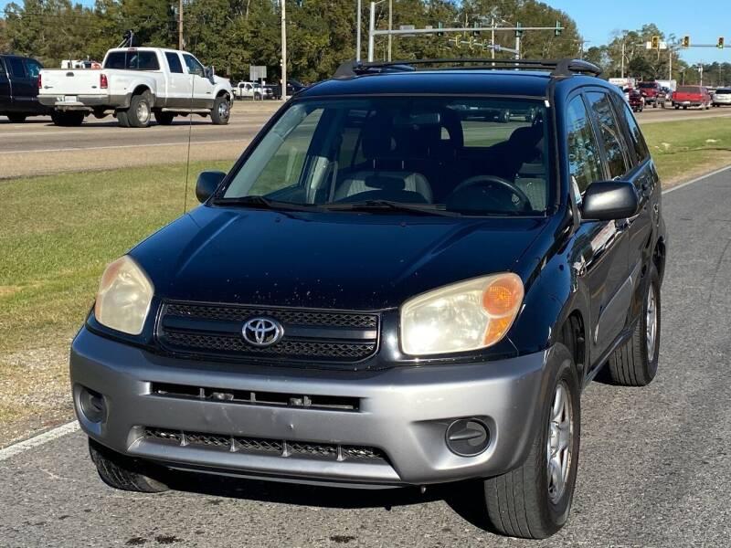 2005 Toyota RAV4 for sale at Double K Auto Sales in Baton Rouge LA