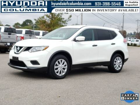2016 Nissan Rogue for sale at Hyundai of Columbia Con Alvaro in Columbia TN