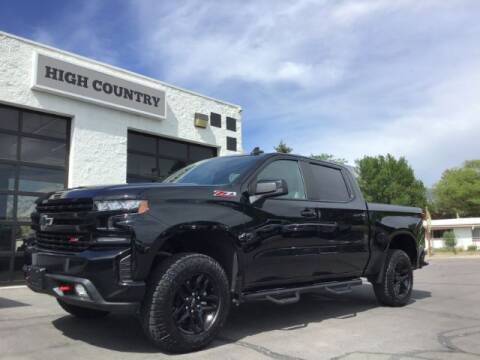 2019 Chevrolet Silverado 1500 for sale at High Country Motor Co in Lindon UT
