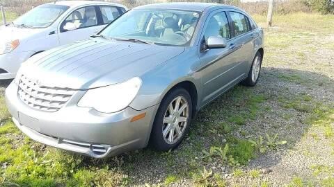 2007 Chrysler Sebring for sale at HEDGES USED CARS in Carleton MI