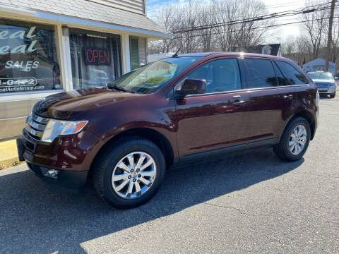 2010 Ford Edge for sale at Real Deal Auto Sales in Auburn ME