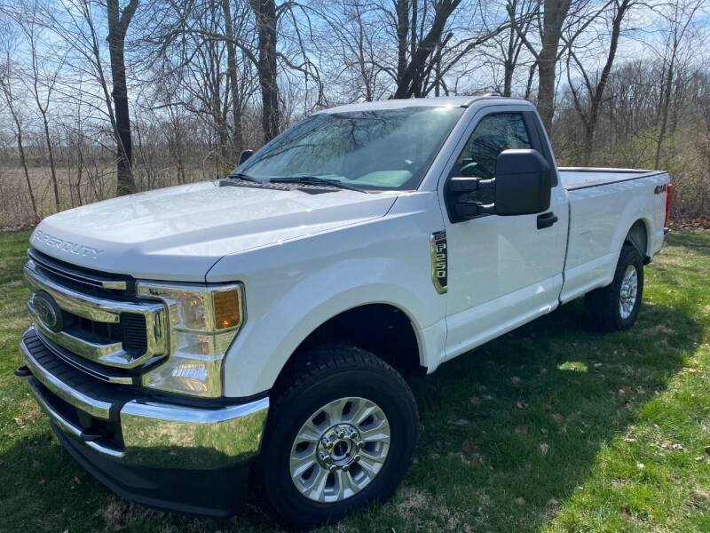 2021 Ford F-250 Super Duty for sale at Kenny Vice Ford Sales Inc - New Inventory in Ladoga IN