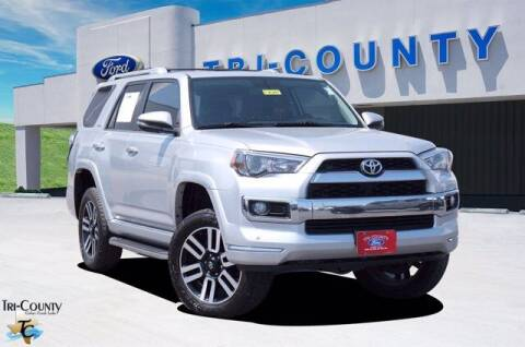 2018 Toyota 4Runner for sale at TRI-COUNTY FORD in Mabank TX