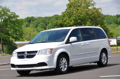 2016 Dodge Grand Caravan for sale at T CAR CARE INC in Philadelphia PA