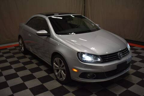 2013 Volkswagen Eos for sale at Vorderman Imports in Fort Wayne IN