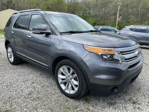 2013 Ford Explorer for sale at Court House Cars, LLC in Chillicothe OH