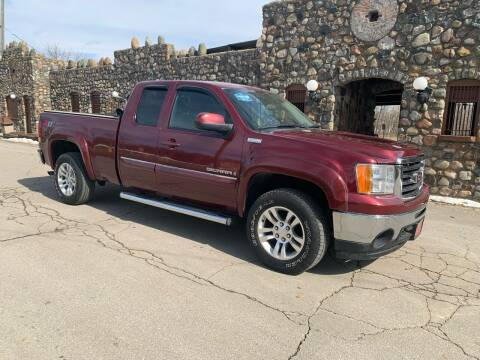 2009 GMC Sierra 1500 for sale at Clarks Auto Sales in Connersville IN