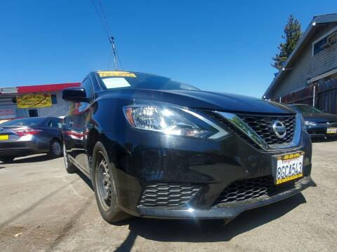 2019 Nissan Sentra for sale at ALL CREDIT AUTO SALES in San Jose CA