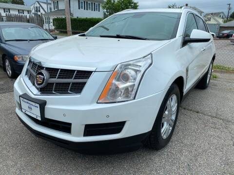 2011 Cadillac SRX for sale at Volare Motors in Cranston RI