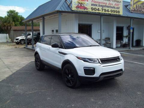 2017 Land Rover Range Rover Evoque for sale at LONGSTREET AUTO in St Augustine FL