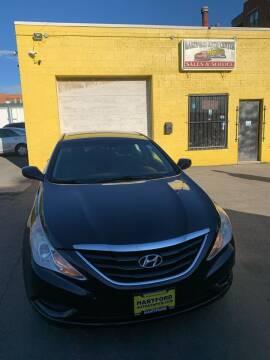 2011 Hyundai Sonata for sale at Hartford Auto Center in Hartford CT