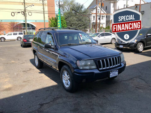2004 Jeep Grand Cherokee for sale at 103 Auto Sales in Bloomfield NJ