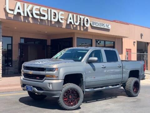 2017 Chevrolet Silverado 1500 for sale at Lakeside Auto Brokers in Colorado Springs CO