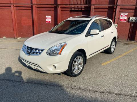 2011 Nissan Rogue for sale at MG Auto Sales in Pittsburgh PA