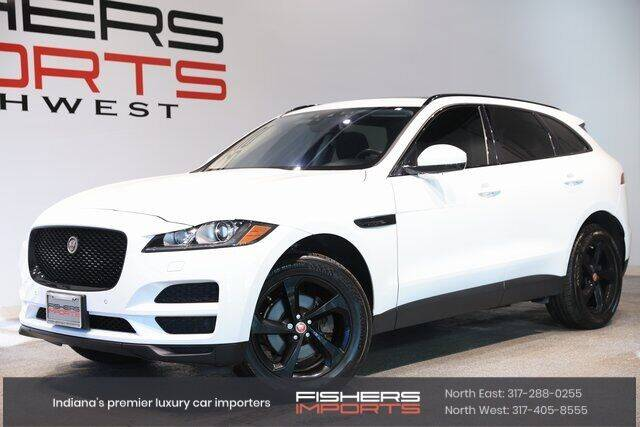 2017 Jaguar F-PACE for sale at Fishers Imports in Fishers IN