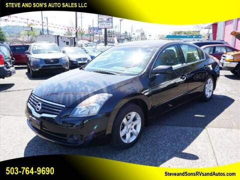 2008 Nissan Altima for sale at Steve & Sons Auto Sales in Happy Valley OR