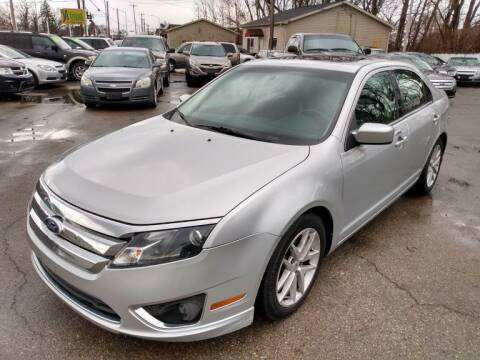 2010 Ford Fusion for sale at AutoLink LLC in Dayton OH