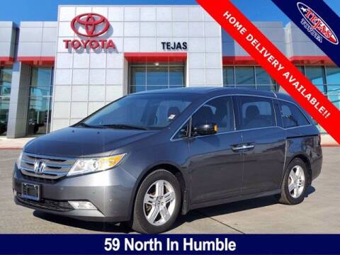 2013 Honda Odyssey for sale at TEJAS TOYOTA in Humble TX