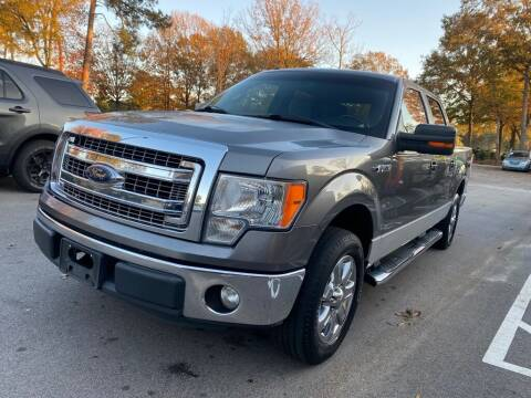 2013 Ford F-150 for sale at JV Motors NC LLC in Raleigh NC