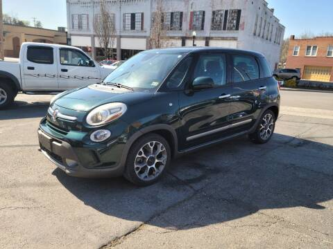 2014 FIAT 500L for sale at East Main Rides in Marion VA