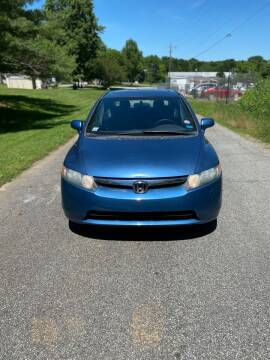 2006 Honda Civic for sale at Speed Auto Mall in Greensboro NC