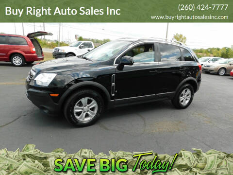 2008 Saturn Vue for sale at Buy Right Auto Sales Inc in Fort Wayne IN
