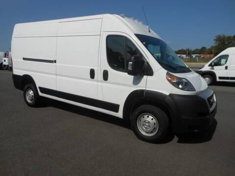 2021 RAM ProMaster Cargo for sale at Benton Truck Sales - Cargo Vans in Benton AR