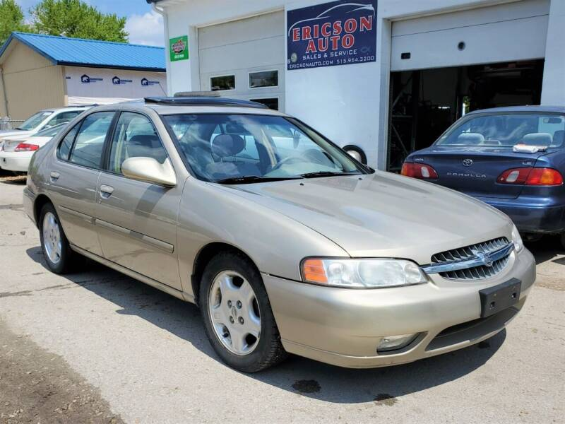 2000 Nissan Altima for sale at Ericson Auto in Ankeny IA