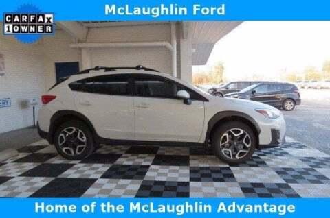 2020 Subaru Crosstrek for sale at McLaughlin Ford in Sumter SC