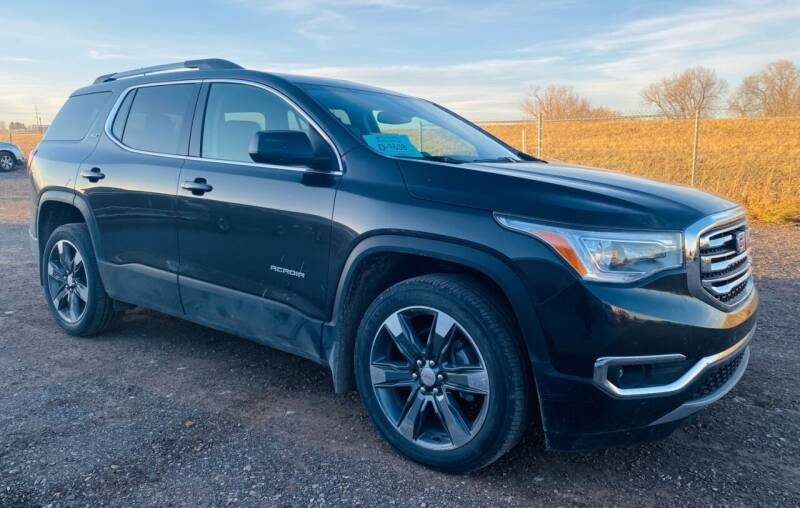 2017 GMC Acadia for sale at FAST LANE AUTOS in Spearfish SD