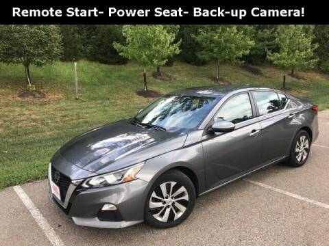 2019 Nissan Altima for sale at Mark Sweeney Buick GMC in Cincinnati OH