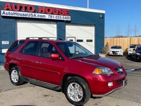 2005 Acura MDX for sale at Saugus Auto Mall in Saugus MA