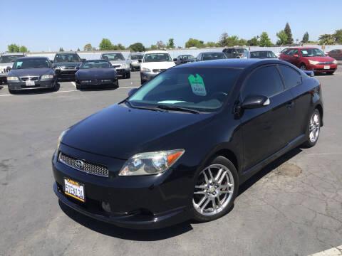 2006 Scion tC for sale at My Three Sons Auto Sales in Sacramento CA
