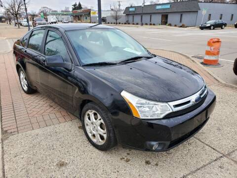2009 Ford Focus for sale at Jarvis Motors in Hazel Park MI