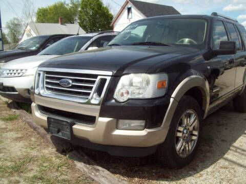2007 Ford Explorer for sale at Frank Coffey in Milford NH