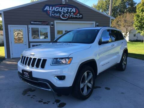 2016 Jeep Grand Cherokee for sale at Augusta Tire & Auto in Augusta WI