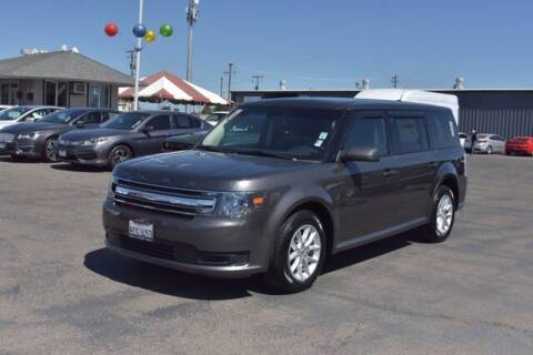 2018 Ford Flex for sale at Choice Motors in Merced CA