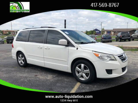 2009 Volkswagen Routan for sale at Auto Liquidation in Republic MO