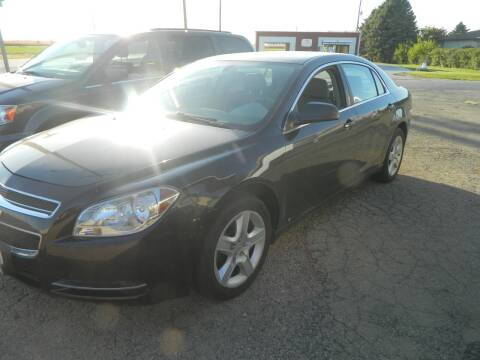 2009 Chevrolet Malibu for sale at Pro Auto Sales in Flanagan IL