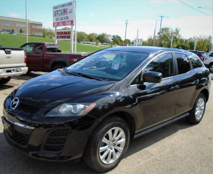 2010 Mazda CX-7 for sale at AutoLink LLC in Dayton OH