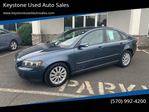 2005 Volvo S40 for sale at Keystone Used Auto Sales in Brodheadsville PA