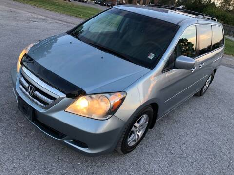 2007 Honda Odyssey for sale at Supreme Auto Gallery LLC in Kansas City MO