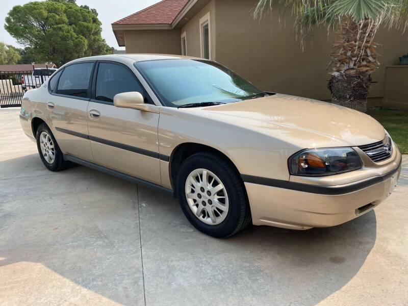 2000 Chevy Impala for sale at Gabes Auto Sales in Odessa TX