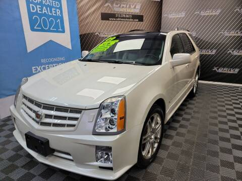 2009 Cadillac SRX for sale at X Drive Auto Sales Inc. in Dearborn Heights MI