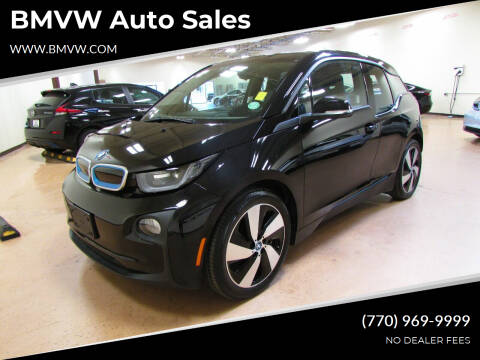 2017 BMW i3 for sale at BMVW Auto Sales - Plug-In Hybrids in Union City GA