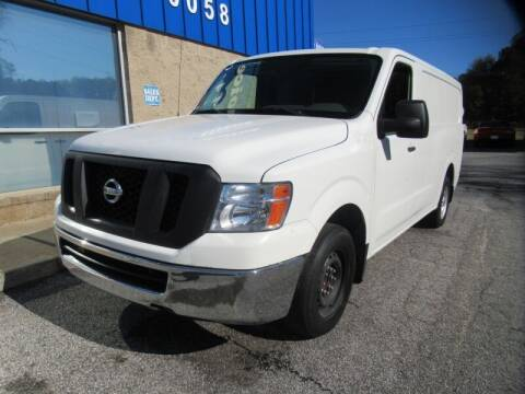 2015 Nissan NV Cargo for sale at Southern Auto Solutions - Georgia Car Finder - Southern Auto Solutions - 1st Choice Autos in Marietta GA